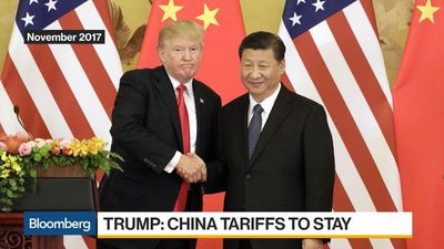 Bloomberg Daybreak: Asia - Trump Says China Tariffs to Stay