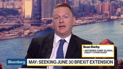 Bloomberg Daybreak: Asia - Jefferies's Darby Doesn't See a Recession or Market Slowdown From Here