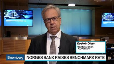Bloomberg Surveillance - Norges Bank Raises Benchmark Rate, Still Sees Oil as Growth Engine