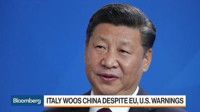 Bloomberg Markets: European Close - Italy Woos China Despite EU, U.S. Warnings