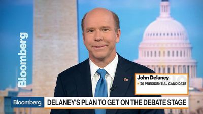 Former Rep. Delaney on MMT, Health Care, 2020 Presidential Run