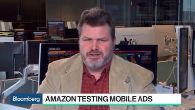 Bloomberg Technology - Amazon Said to Launch Video Ads on Smartphone Apps