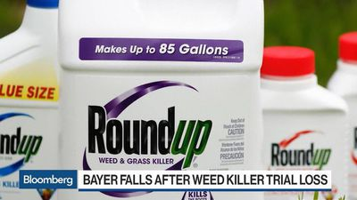 Bayer's Blind Spot on Monsanto's Roundup May Cost Billions