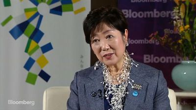 Tokyo Governor Welcomes Olympic Committee Change Amid Scandal
