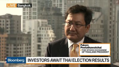 Thailand's Macro Picture Is Very Strong, Says Stock Exchange of Thailand's President
