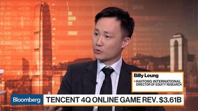 Breaking Down Tencent's 4Q Results