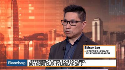 China's Telecoms Are Cautious on 5G, Says Jefferies's Lee