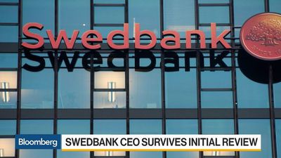 Bloomberg Daybreak: Europe - Swedbank CEO Survives Initial Review Into Money Laundering Allegations