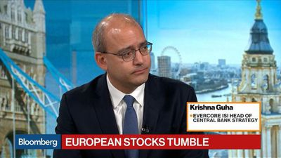 Bloomberg Markets: European Close - Market Signaling Europe Risks Going Way of Japan, Evercore's Guha Says