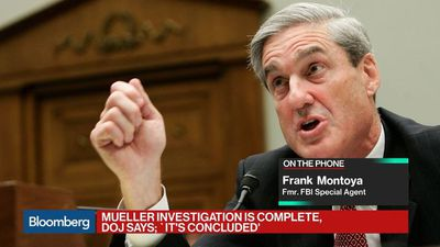 Mueller Delivering Report Doesn't Mean Probe Is Over, Ex- FBI Special Agent Montoya Says