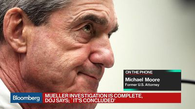 Full Mueller Report Unlikely to Be Made Public, Former U.S. Attorney Moore Says