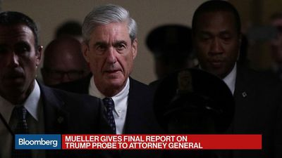 Mueller Gives Final Report on Trump Probe to Attorney General
