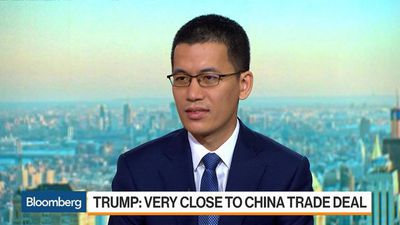 Bloomberg Markets - TS Lombard's Zhuang on U.S.-China Trade, Xi's Trip to Italy