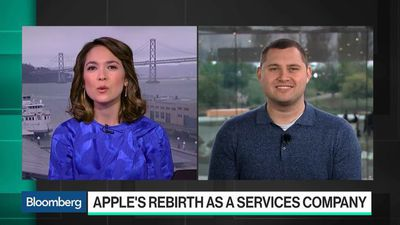 Bloomberg Technology - The Key Takeaways From the Apple Services Event