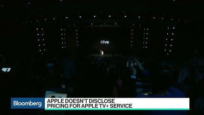 Bloomberg Technology - What Apple's Rebirth as a Services Company Means for Its Bottom Line
