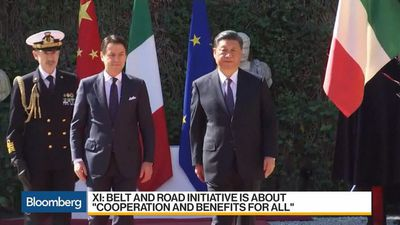 Bloomberg Daybreak: Asia - President Xi Is on a Massive Charm Offensive, Says Lowy Institute's Lemahieu