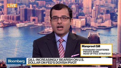 Bloomberg Daybreak: Asia - We Have an Outlook of Stability on Yuan, Says StanChart's Gill