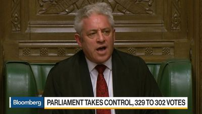 Bloomberg Daybreak: Europe - Parliament to Vote Wednesday on Next Steps for Brexit