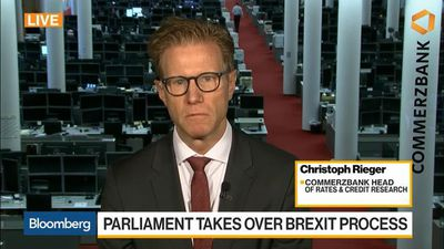 Bloomberg Daybreak: Europe - ING's Knightley Sees GBP-USD Trade to Be Above 1.40 in Next Few Months