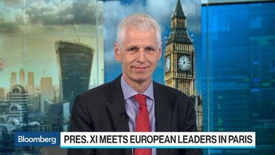 Bloomberg Surveillance - Europe's China Approach to Become More Coordinated, Berenberg Says