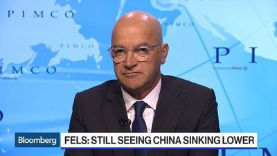 China Is Key Swing Factor in the Global Cycle, Says Pimco's Fels