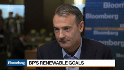 Bloomberg Markets - BP's Looney Sees 'Extraordinary Opportunity' in Digitizing Field Operations