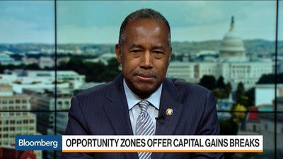 HUD's Carson on Opportunity Zone Investing