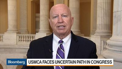 Rep. Brady Says House May Vote on USMCA Trade Deal This Summer