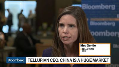 China Will Be Largest Market for LNG Exports, Tellurian CEO Says