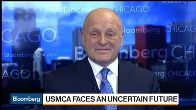 Bloomberg Markets - USMCA Faces a Difficult Path Forward, Former Amb. Heyman Says