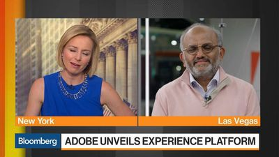 Adobe CEO Says 'We Absolutely Are' Ready for More Data Regulations""