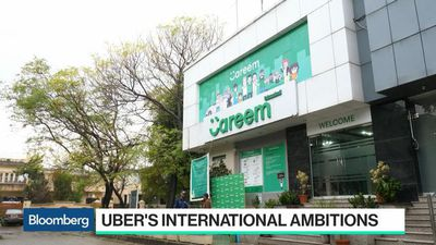 Bloomberg Technology - Careem Acquisition Is a Big Victory for Uber, DCM's Chao Says