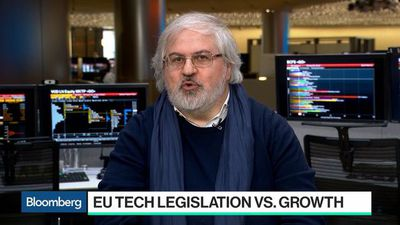 Bloomberg Technology - European Tech Alliance President Says the Digital World Needs a Strong EU
