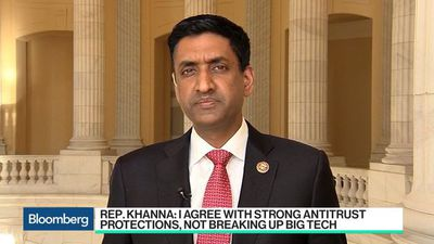 Bloomberg Technology - Rep. Khanna on Election Meddling, Big Tech and Mueller Report