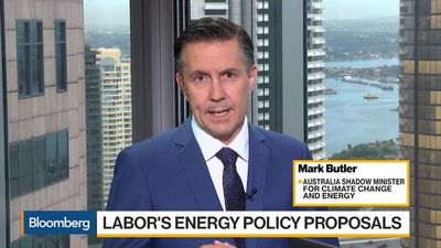 Bloomberg Daybreak: Australia - Australia Shadow Minister: Future of Energy Generation Investment to Be Renewables