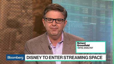 Bloomberg Technology - Disney's Netflix Rival a 'Very Expensive Endeavor,' Analyst Says