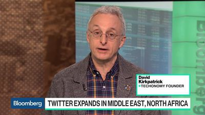 Bloomberg Technology - Twitter Expands in MENA Region With Content Accords