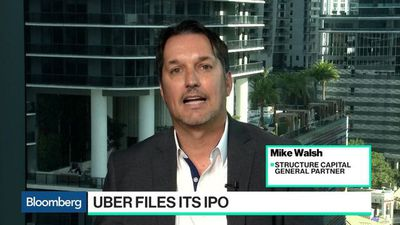 Bloomberg Technology - Structure Capital's Mike Walsh Sees Platform Potential for Uber