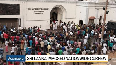 Bloomberg Daybreak: Australia - Sri Lanka Imposes Curfew After Bombings Kill More Than 200