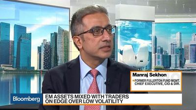 Bloomberg Markets: Asia - Fundamentals in Emerging Markets Are Looking Better, Says Franklin Templeton's Sekhon