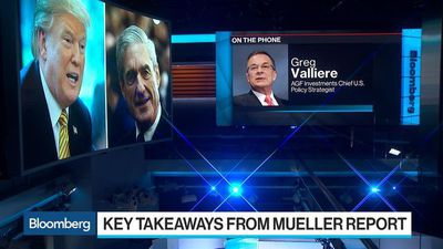 Bloomberg Surveillance - Public Doesn't Want 'Ugly Year of Impeachment,' Valliere Says