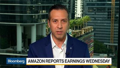 Bloomberg Daybreak: Americas - What to Watch for in First-Quarter Tech Earnings