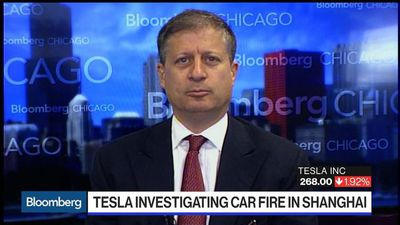 Tesla Adds China Car Fire, Battery Battle to Product News, Earnings