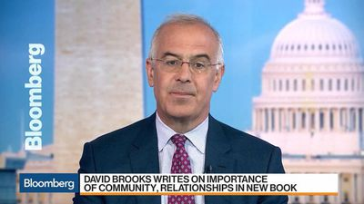 Democrats Shouldn't Impeach Trump, Author David Brooks Says