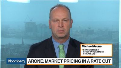 Bloomberg Markets - Stocks Are a 'Whisker Away' From All-Time Highs, State Street's Arone Says
