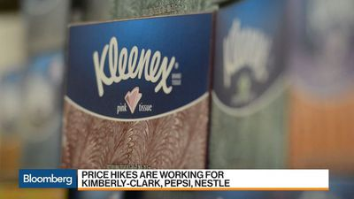 Price Hikes Help Boost Bottom Line for Kimberly-Clark, Pepsi