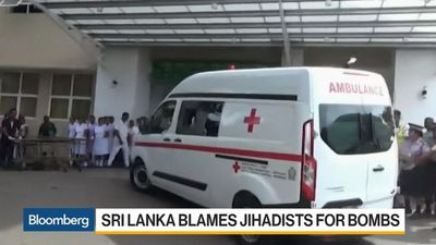 Bloomberg Daybreak: Australia - India May Be Able to Help Sri Lanka's Investigation of Blasts: Crisis Group