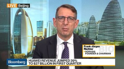 Bloomberg Daybreak: Asia - Horasis's Richter Says a New Economic Crisis May Be on the Horizon