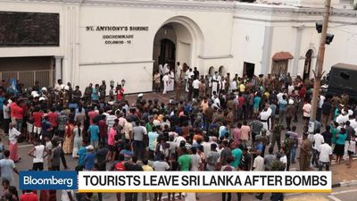 Bloomberg Daybreak: Asia - Sri Lanka Bombings 'Totally Different' From Previous Incidents: Fmr. U.S. Ambassador