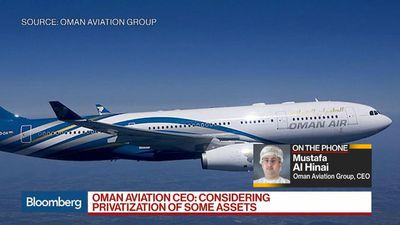 Oman Aviation Considering Privatization of Some Assets, Group CEO Says